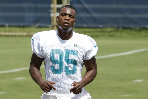 Dolphins Place Dion Jordan on Active/Non-Football Injury List