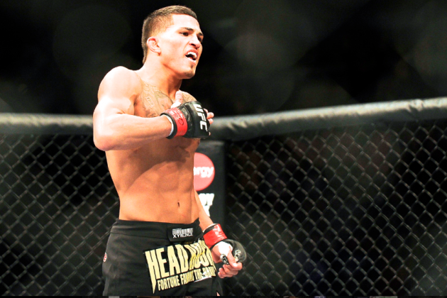 UFC 164: Anthony Pettis Ready for 'Showtime' in Milwaukee