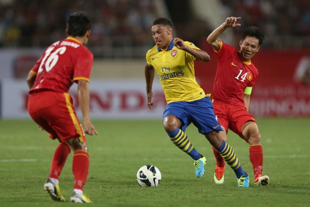 Arsenal vs. Nagoya Grampus: Date, Time, Live Stream, TV Info and Preview