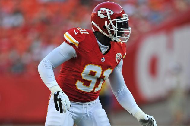 Tamba Hali Trains with Gracie Family Before Chiefs Training Camp