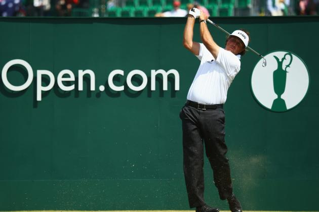 British Open 2013 Leaderboard: Live Day 4 Scores and Results