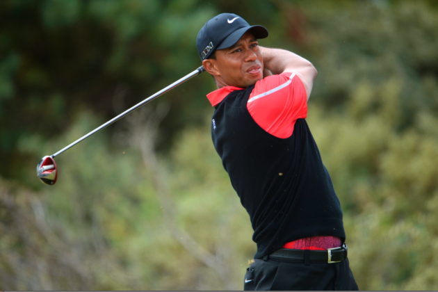 Tiger Woods at British Open 2013 Tracker: Day 4 Score, Highlights and Analysis