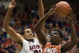 Former UTEP Forward Chris Washburn Transfers to TCU
