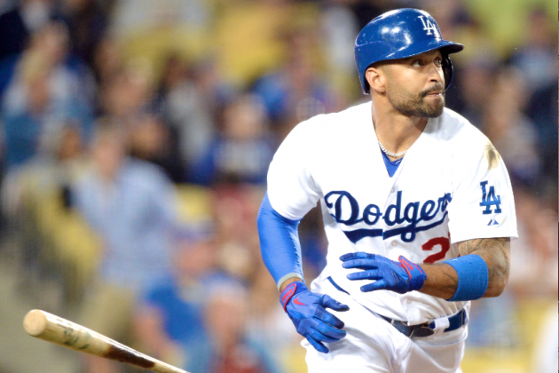 Matt Kemp Injury: Updates on Dodgers Star's Shoulder