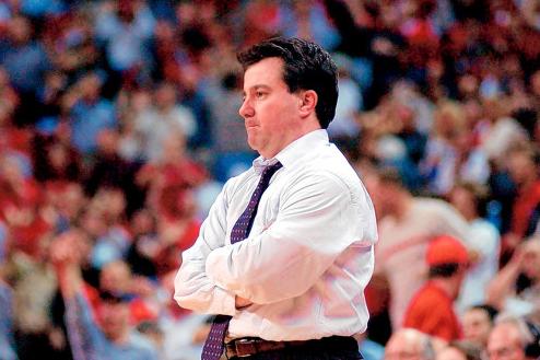Ex-Lobo Coach Concedes He Let Down Lobo Fans