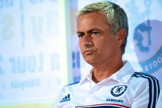 Premier League: Is Mourinho Making His Mark on Rivals Moyes and Wenger Already?