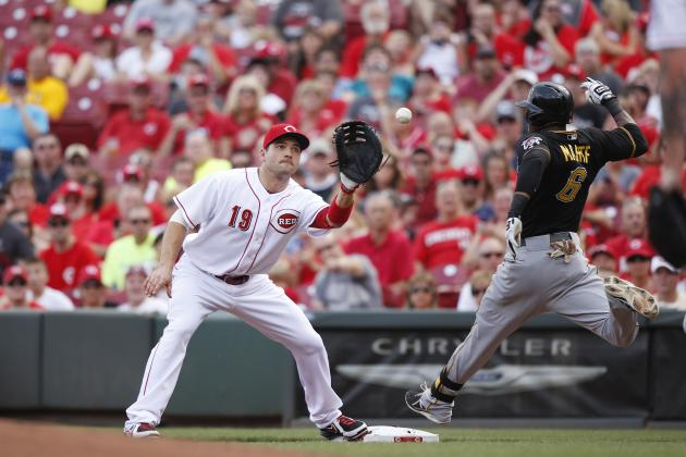 ESPN Gamecast: Pirates vs. Reds