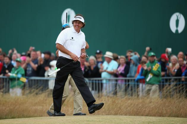 The Open Championship 2013: Golfers Who Stepped Up at Muirfield