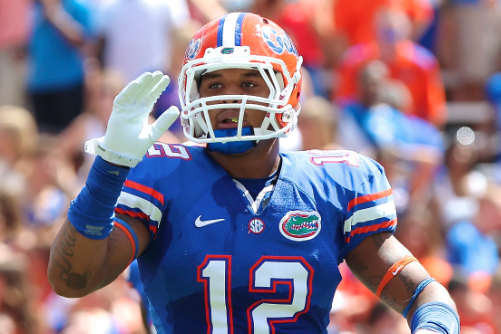 Florida LB Antonio Morrison Arrested After Barking at Police Dog