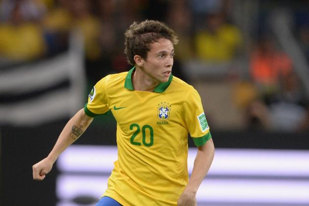 Arsenal: Why Signing Bernard Will Be a Transfer Coup for Arsene Wenger