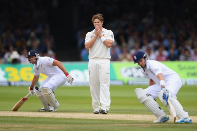 England vs. Australia the Ashes 2013: Series Whitewash Looms for Aussies