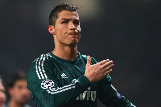 Cristiano Ronaldo Will Unseat Lionel Messi as World's Best Player in 2013-14