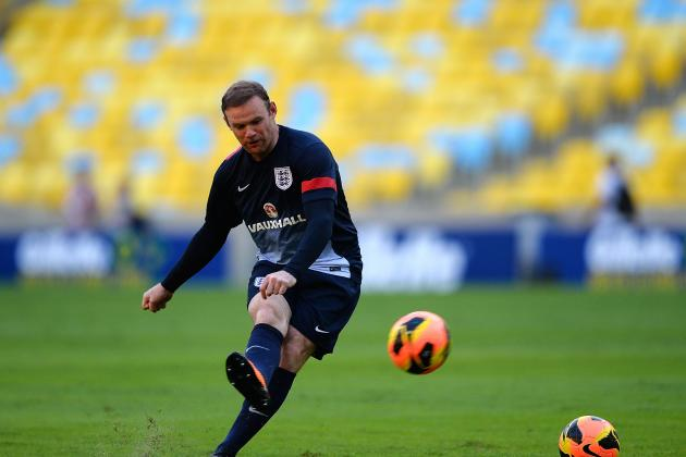 Arsenal Transfer Rumours: Latest on Wayne Rooney, Luiz Gustavo and More
