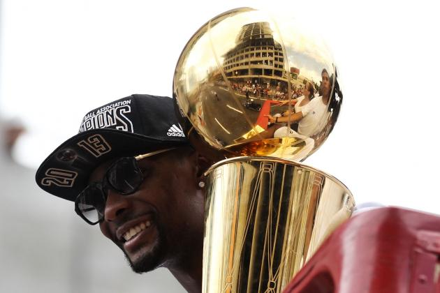 Chris Bosh Stands Tall in NBA's Bid to Win India
