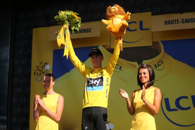 Tour de France 2013 Winner: Recapping Chris Froome's Race to Finish