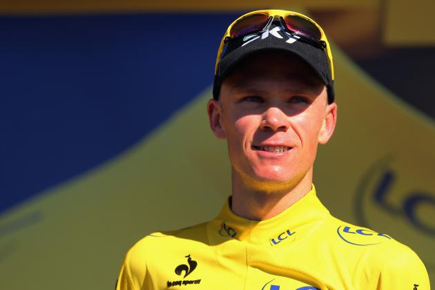 Tour de France 2013 Prize Money: Earnings for Chris Froome and Riders