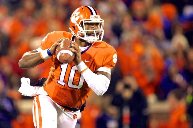 Clemson's Tajh Boyd Responds to Jadeveon Clowney, QB Calls Mike Vick His Mentor