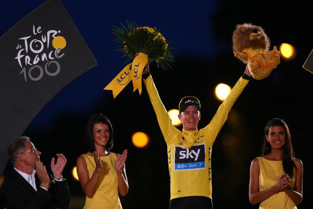 Tour De France 2013 Stage 21 Results: Winner, Leaderboard and Highlights