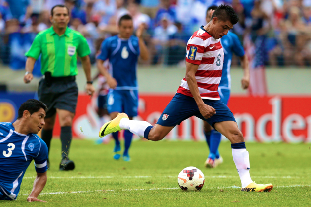 United States vs. El Salvador: Gold Cup Live Score, Highlights and Recap