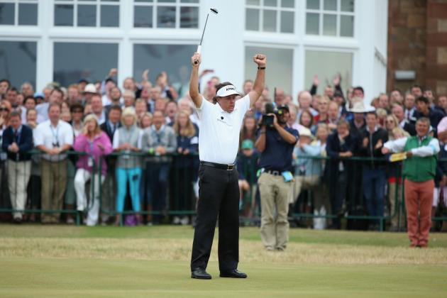 Open Championship 2013 Results: Highlighting Most Impressive Players from Day 4
