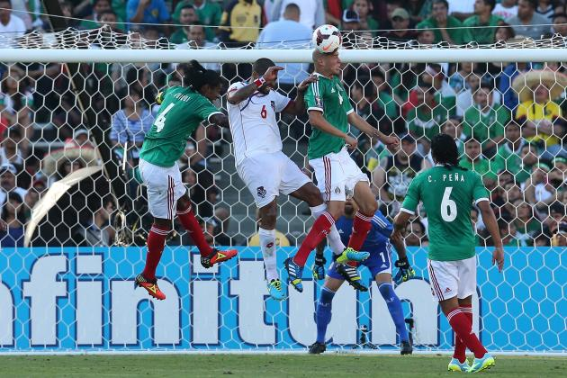 Mexico vs. Panama: Gold Cup Semifinal Preview, Team News, Prediction