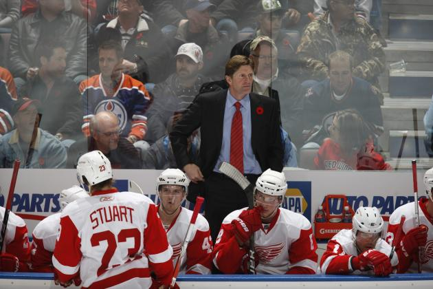 Hockey Canada Names Coaching Staff for Sochi