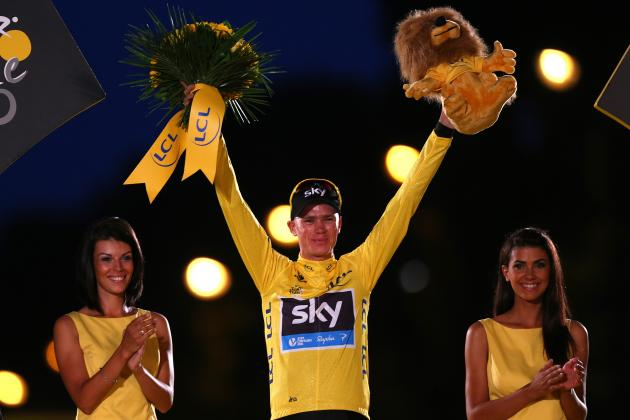 Chris Froome's Tour de France Victory Is One for the Ages