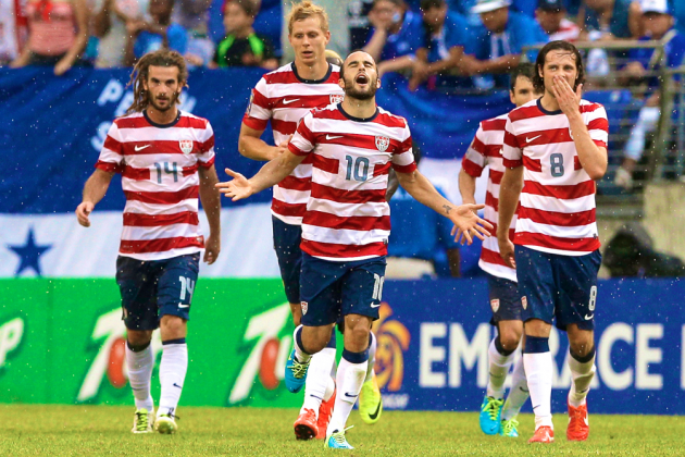 USA vs. El Salvador: Score, Grades and Post-Match Reaction