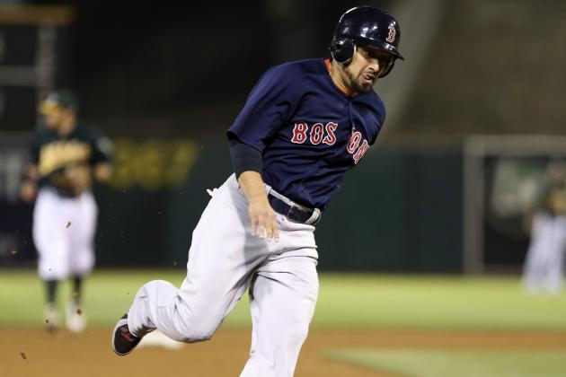 Red Sox Lineup: Shane Victorino and Mike Napoli Return