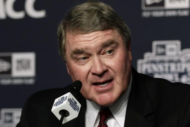 Swofford Defends Decision to Admit Notre Dame into ACC Without Football