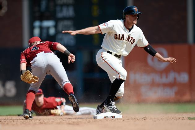 Diamondbacks 3, Giants 1
