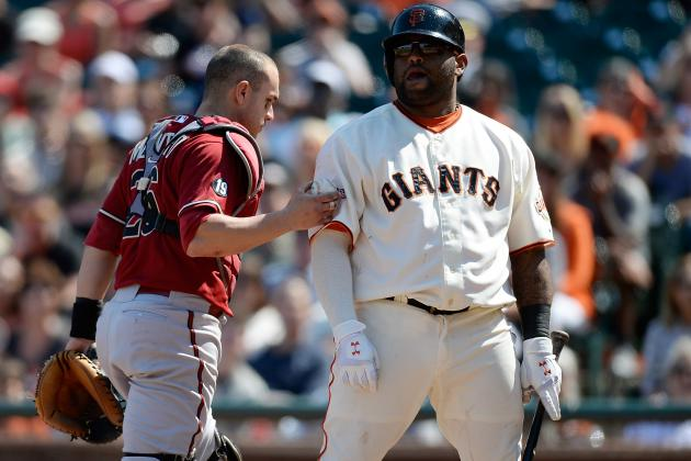 SF Giants Can't Complete Sweep of Diamondbacks