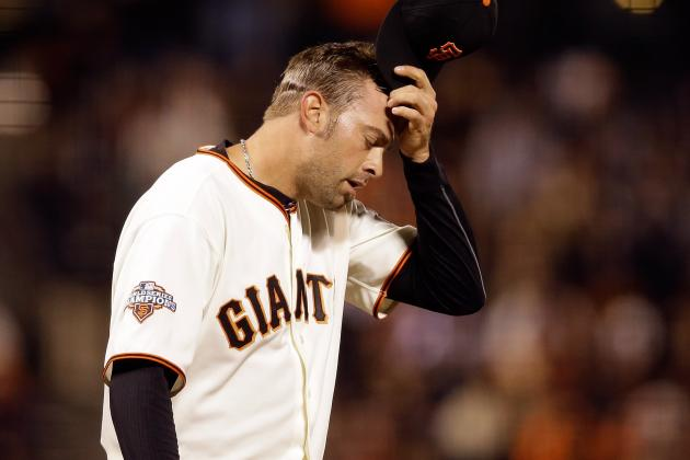 Affeldt's Prognosis, and a Boatload of SF Giants Notes
