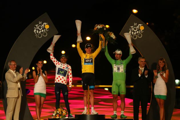 Tour De France 2013 Results: Final Standings and Key Moments from Epic Race