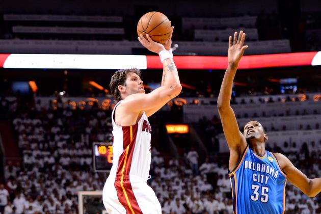 Should Oklahoma City Thunder Pursue Mike Miller?