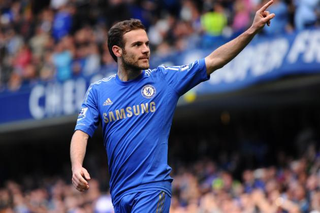 Chelsea Transfer News: Blues Wise to Hold On to Juan Mata