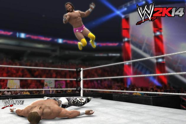 WWE 2K14: New Developments That Will Improve Gameplay