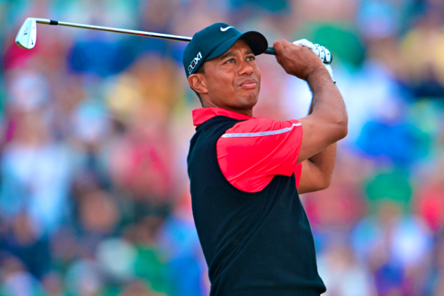 Diagnosing What's Been Ailing Tiger Woods During Major Drought