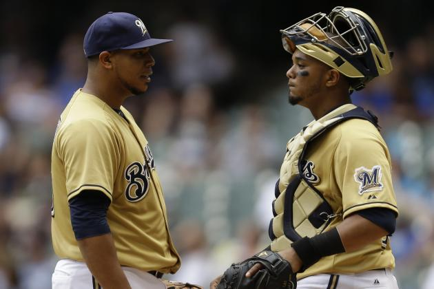 Brewers Complete Sweep of Hapless Marlins