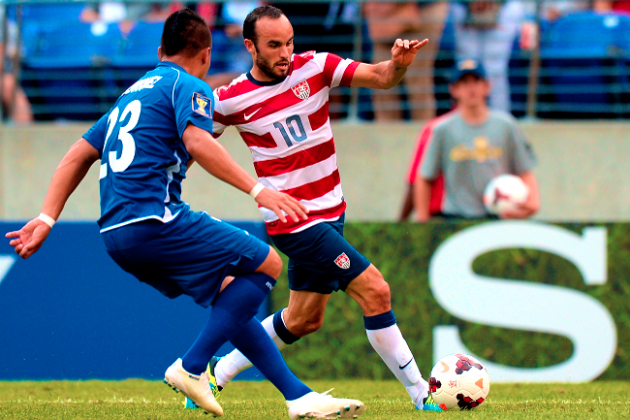 United States vs. El Salvador: Landon Donovan Proves Himself Crucial Yet Again