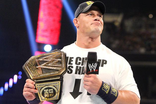 John Cena's Feud with Daniel Bryan Will Invigorate His Stale WWE Title Reign