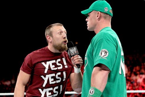 John Cena vs. Daniel Bryan: 10 Years Ago