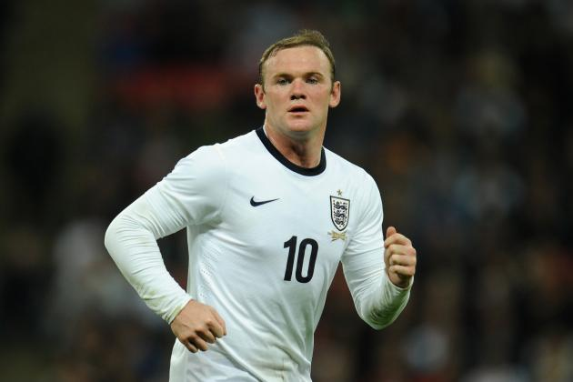 Chelsea Transfer Rumours: Latest Speculation Surrounding Wayne Rooney's Future