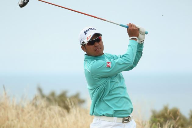 The Open Championship 2013: Most Impressive Youngsters at Muirfield