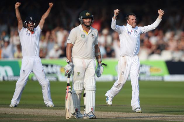 Australia Bemoans 'Humbling' Ashes Test Defeat