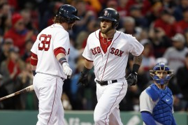 Walkoff Win Highlights Mike Napoli's Significance for Red Sox Going Forward