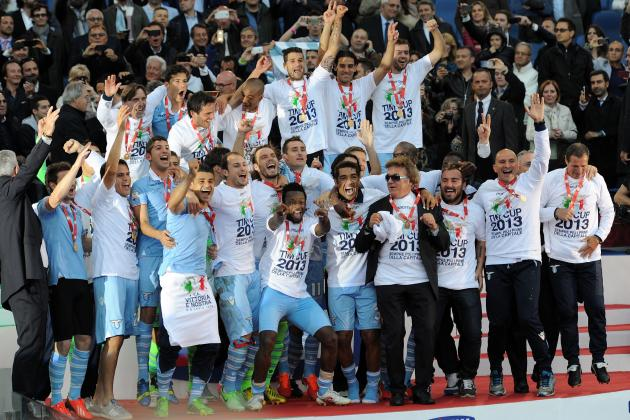 Low-Key Lazio Quietly Plan Serie a Assault