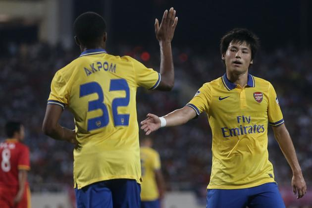 Arsenal vs. Nagoya Grampus: Score and Post-Match Reaction
