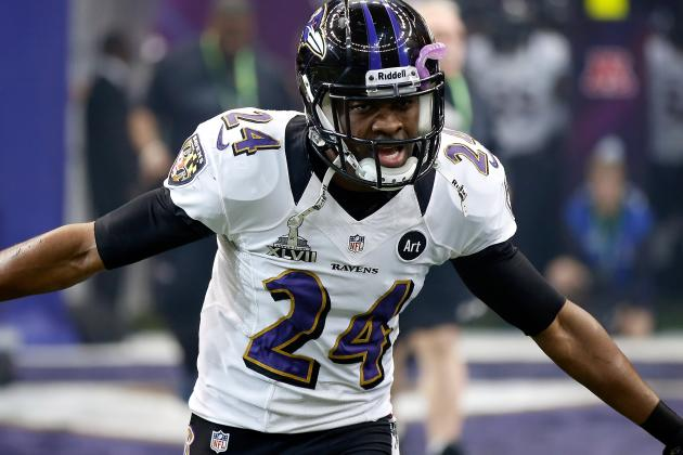 Entering Contract Year, Corey Graham Hopes for Long Tenure with Ravens