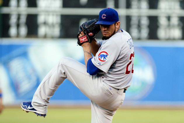 MLB Trade Rumors: Latest Buzz on Matt Garza and More Stars